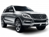 Mercedes Benz M Class M Guard