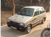The car that converts dreams in reality - Maruti Suzuki 800