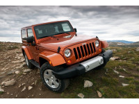 Jeep Wrangler Unlimited launched in India at Rs 71.59 lakh ...