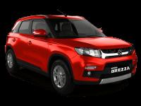 Compare Maruti Suzuki Vitara Brezza with Tata Nexon