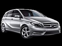 Mercedes Benz B Class Images