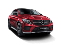 Mercedes Benz GLE Class Images