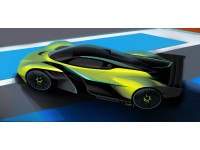 Aston Martin Valkyrie could be a Le Mans contender