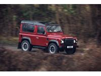Land Rover reveals limited edition Defender Works V8