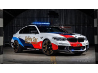 BMW reveals M5 as the new MotoGP safety car
