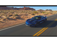 Genovation 800bhp electric Corvette finally hits the roads