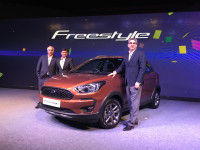 Ford Freestyle revealed, due for launch in April 2018