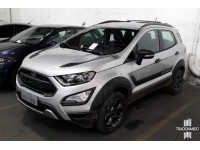 Brazil-bound Ford EcoSport Storm leaked in pictures