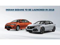 India-bound sedans in 2018