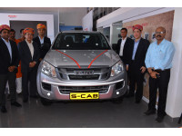 Isuzu inaugurates a new dealership in Gujarat