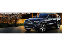 Jeep SUVs to go on sale on August 30