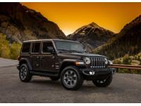 Jeep Wrangler plug-in hybrid by 2020