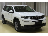 Jeep Grand Commander leaked ahead of China debut