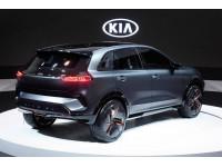 Kia Niro EV debuts at CES 2018