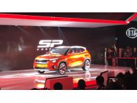 Kia reveals D-segment challenging SP concept SUV