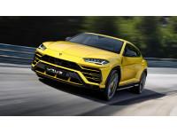 2018 Lamborghini Urus India launch tomorrow