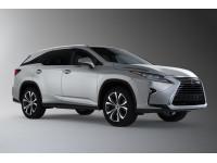 Lexus RX L makes debut