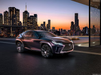 Lexus likely to showcase the UX crossover at the Geneva Show
