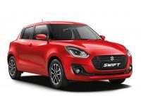 Next-generation Maruti Suzuki Swift spied undisguised ahead of Delhi 2018 debut