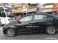 Facelifted Maruti Suzuki Ciaz spied in India for the first time