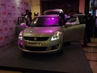 New Maruti Swift 2011 Launch Photo