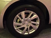 Maruti Swift wheel picture