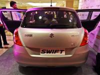 New Maruti Swift Rear View photo