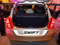 New Maruti Swift Trunk Open Picture