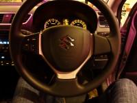 New Maruti Swift Steering Wheel Picture