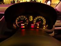 Maruti Swift TachoMeter Picture
