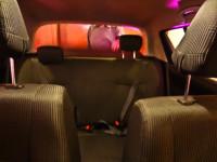 Maruti Swift rear seat