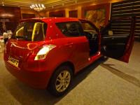 Maruti Swift Driver's Side View Door Open