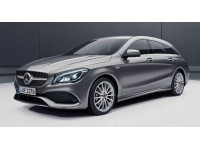 Mercedes-Benz to showcase CLA Shooting Brake Night edition at Geneva Motor Show