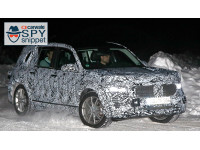 2020 Mercedes-Benz GLB spotted undergoing cold weather testing