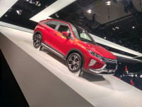 Tokyo Motor Show 2017: Iconic Mitsubishi Eclipse grows up to be an SUV