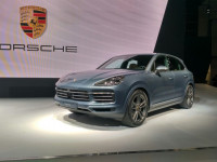 Porsche commences bookings for 2018 Cayenne in India