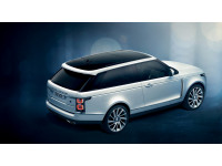 Range Rover SV Coupe debuts at the Geneva Motor Show