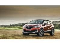 Renault Captur India launch on 6 November