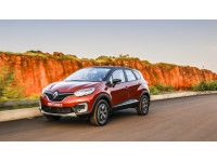 Renault Captur variants detailed