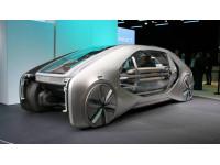 Renault Ez-Go concept showcased at 2018 Geneva Motor Show