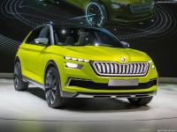 Geneva 2018: Skoda Vision X is a new compact urban SUV
