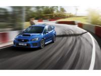 Subaru UK launches WRX STI Final Edition