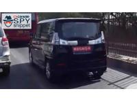 Suzuki Solio spotted testing in India