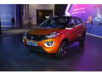 Tata unveils Nexon AMT at Auto Expo 2018