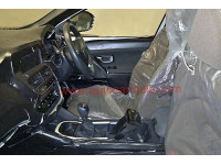 Tata H5X production spec cabin  spied