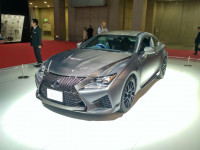 Tokyo Motor Show 2017: Lexus RC F and GS F limited edition revealed
