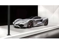 Tokyo Motor Show 2017: Zagato IsoRivolta revealed