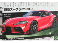 2019 Toyota Supra technical details leaked ahead of official debut at Geneva Motor Show