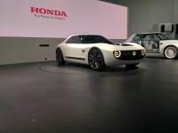 Tokyo Motor Show 2017 Honda Sports EV Concept revealed