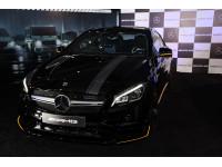Mercedes-Benz CLA45 AMG Vs Audi S5